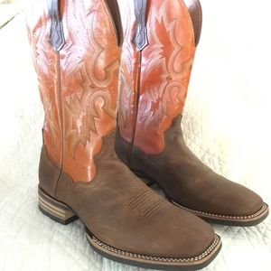 Ariat Shoes - Ariat Men's Tombstone Western Boots